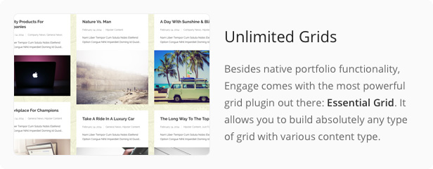 Engage - Responsive Multipurpose WordPress Theme - 32
