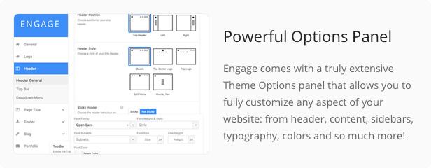 Engage - Responsive Multipurpose WordPress Theme - 24