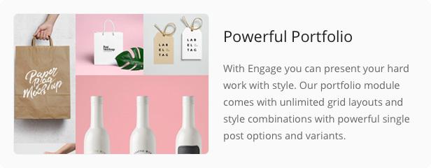 Engage - Responsive Multipurpose WordPress Theme - 31