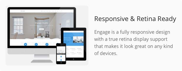 Engage - Responsive Multipurpose WordPress Theme - 25