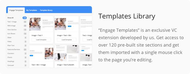 Engage - Responsive Multipurpose WordPress Theme - 21